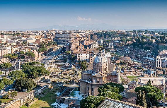 Отдых и экскурсии в Риме