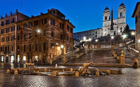 Отдых и шоппинг в Риме