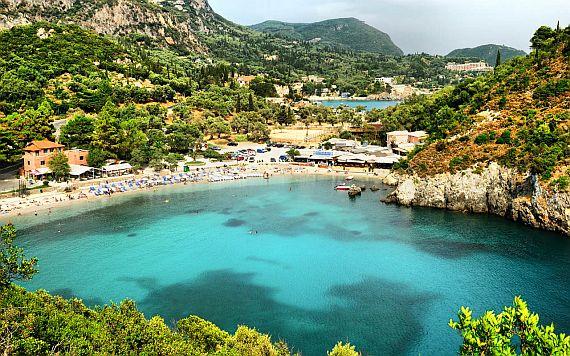 Отдых в прекрасной Греции