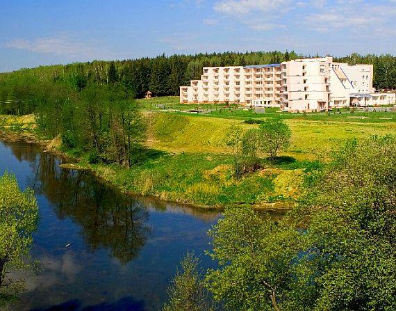 Парк-отель Олимп Коломна
