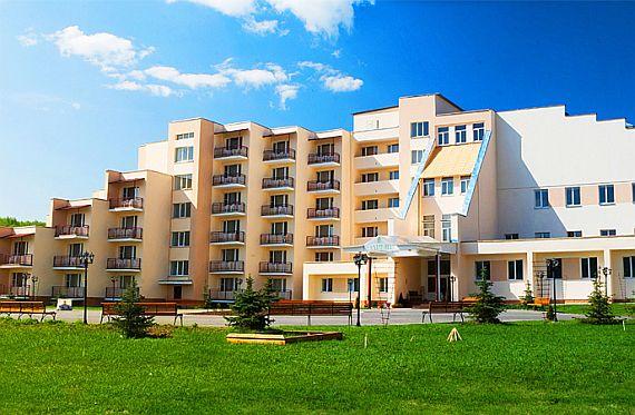 Парк-отель Олимп