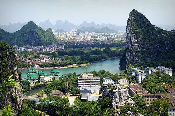 Путешествие в Китай. Гуйлинь