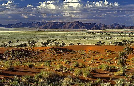 Путешествие в Намибию