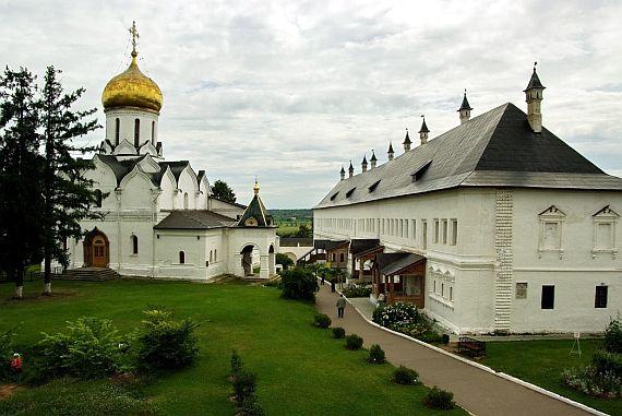 Саввино Сторожевский монастырь в Звенигороде