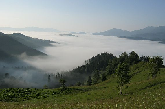 Туристические походы в горы