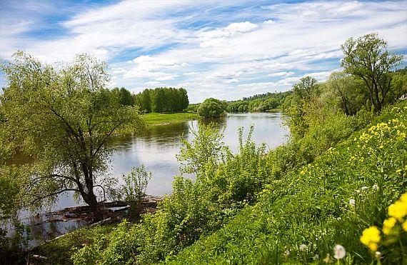 Звенигород – одно из лучших мест для спокойного отдыха