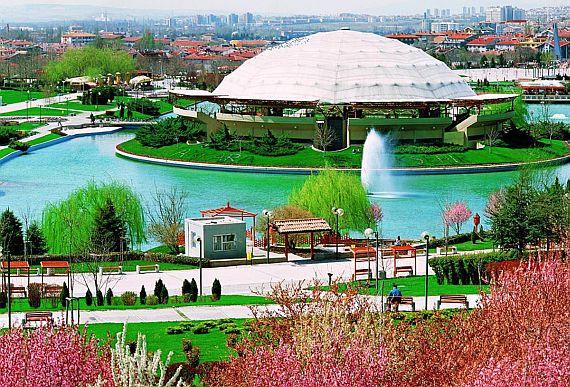 Анкара столица