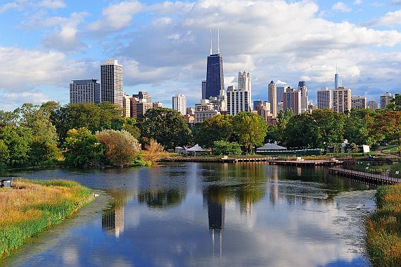 Чикаго фото города