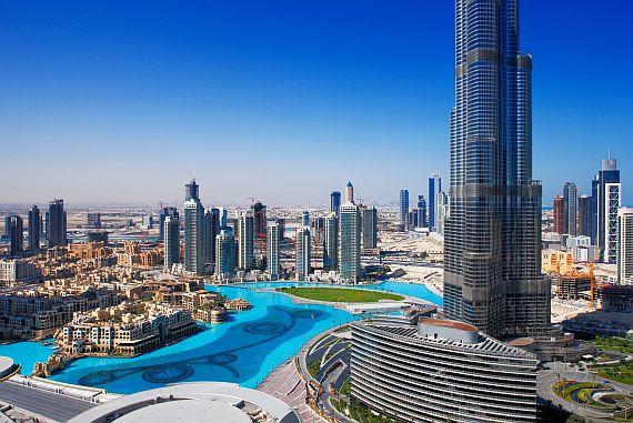 Город Дубай