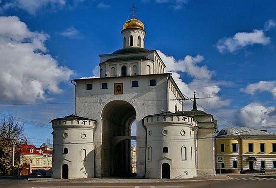 Город Владимир. Россия