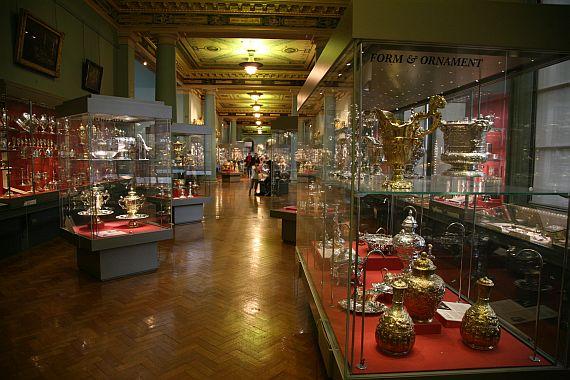 Музей Виктории и Альберта экспонаты