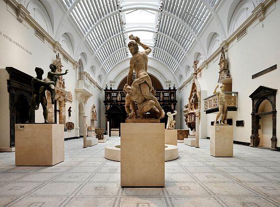 Музей Виктории и Альберта в Лондоне фото
