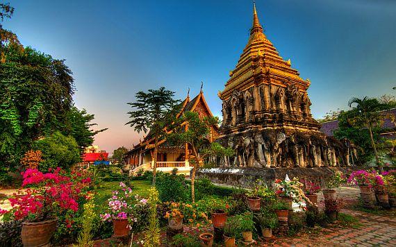 Отдых на курортах Тайланда