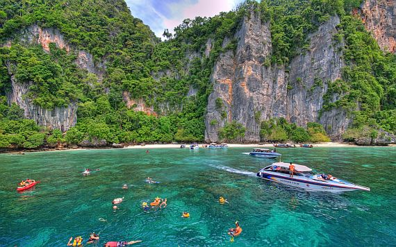 Отдых в Тайланде. Остров Краби