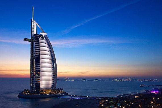Отель в Дубае Парус