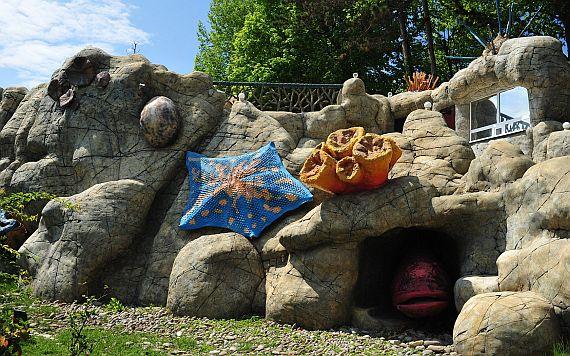 Парк Ривьера в Сочи фото