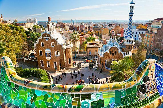 Прогулки по Барселоне