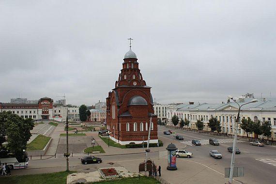 Россия. Город Владимир