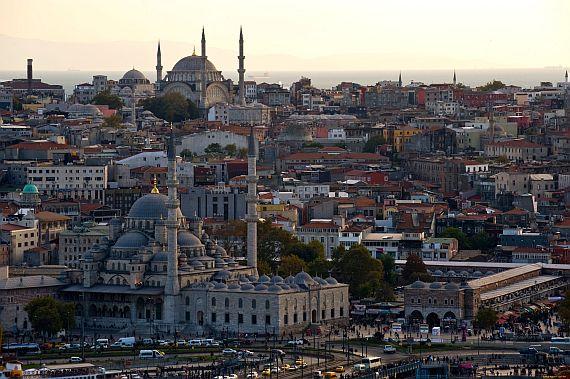 Стамбул отдых