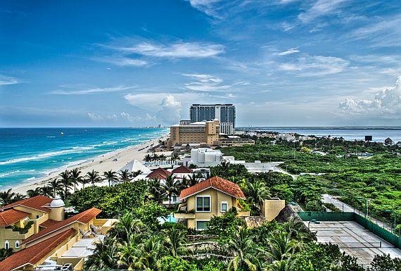 Туризм: отдых в Мексике