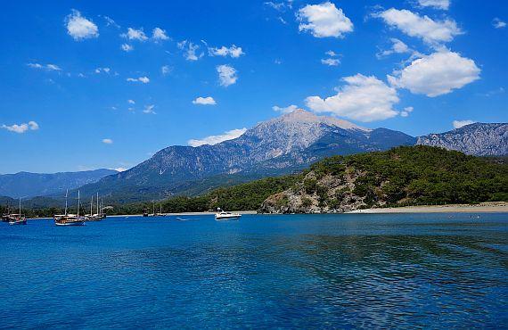 Турция Кемер горы