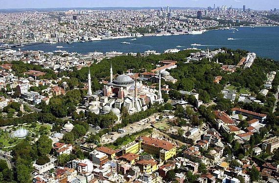 Турция. Отдых в Стамбуле