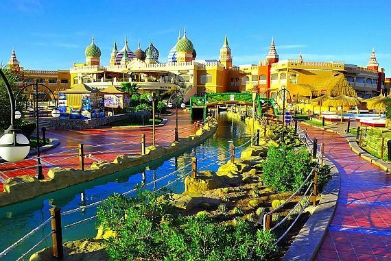 Египетские курорты и достопримечательности