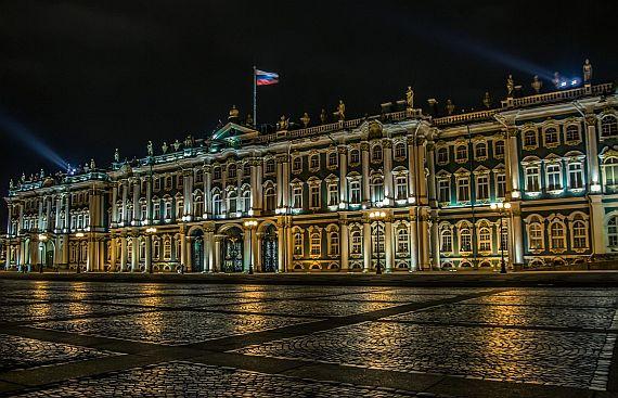 Эрмитаж в Санкт Петербурге фото
