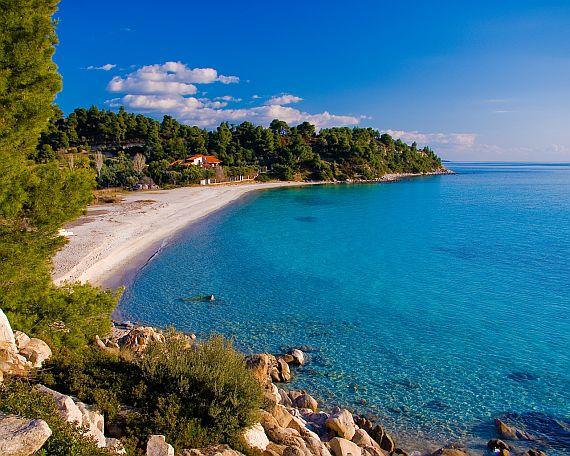 Греческие курорты Ситонии