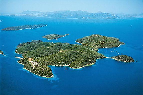 Ионические острова Греции