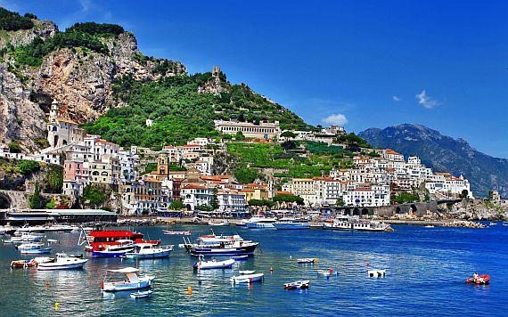 Италия Амальфи