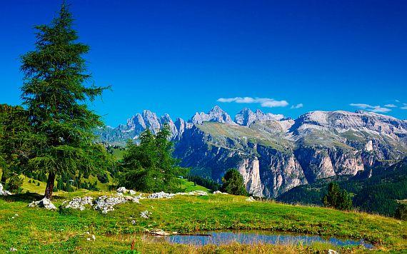Италия пейзажи