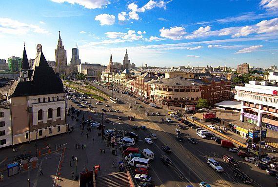 Как организовать самостоятельную экскурсию по Москве