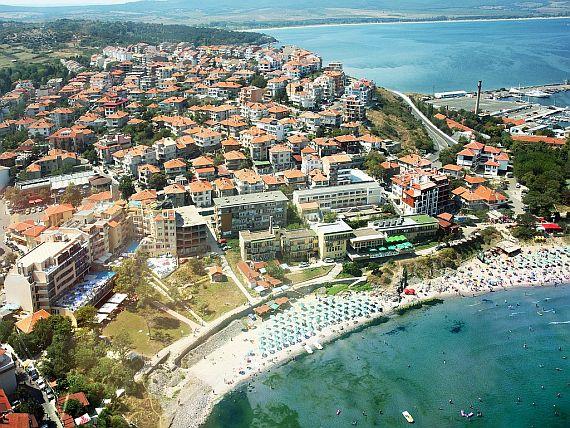 Курорт Созополь в Болгарии