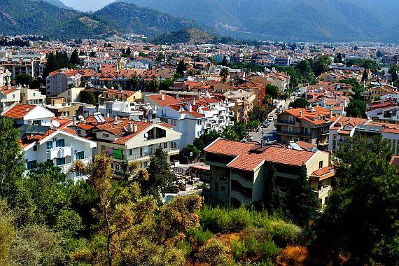 Мармарис в Турции