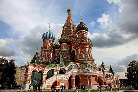 Отдых и туризм в Москве