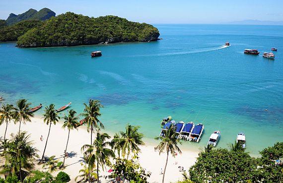 Отдых на островах Самуи