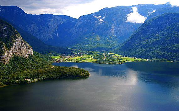 Отдых на озерах Австрии