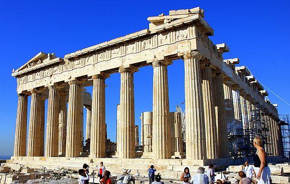 Парфенон. Греция