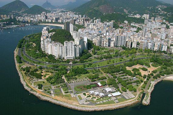 Парк Фламенго