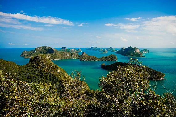 Тайланд. Острова Самуи