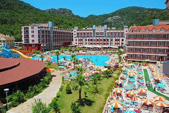 Турция курорт Мармарис