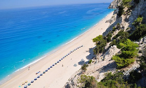 пляж Катизма