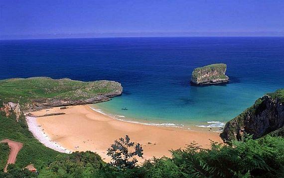 Астурианские пляжи