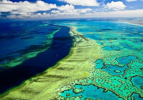 Австралийский Большой Риф