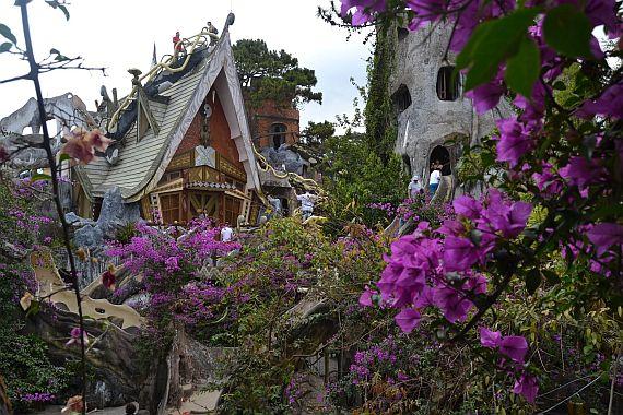 Чудная гостиница во Вьетнаме