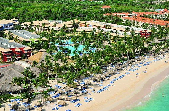 Grand Bavaro Paradise Beach Resort Spa4