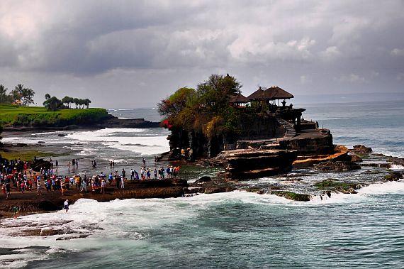 Храм Танах Лот Бали
