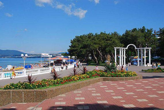 Курорт Геленджик