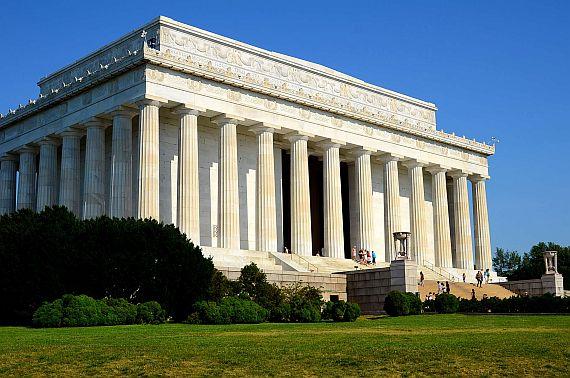Мемориал Линкольна в Вашингтоне